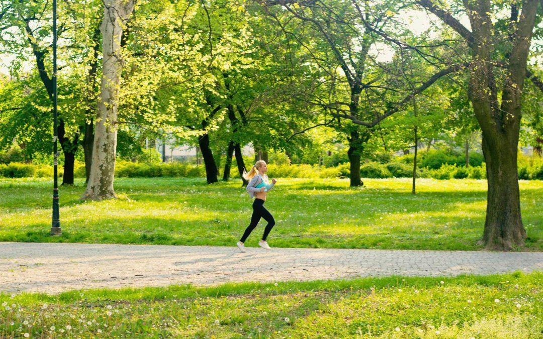 Pollenchock! 8 tips till löparen