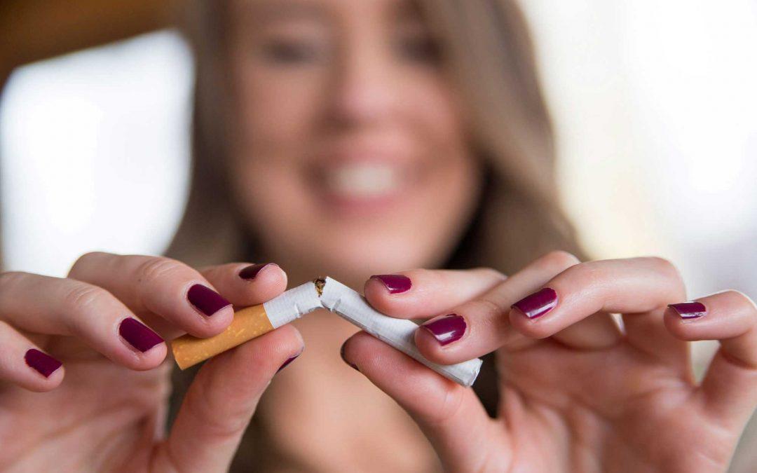 9 skäl till att sluta röka