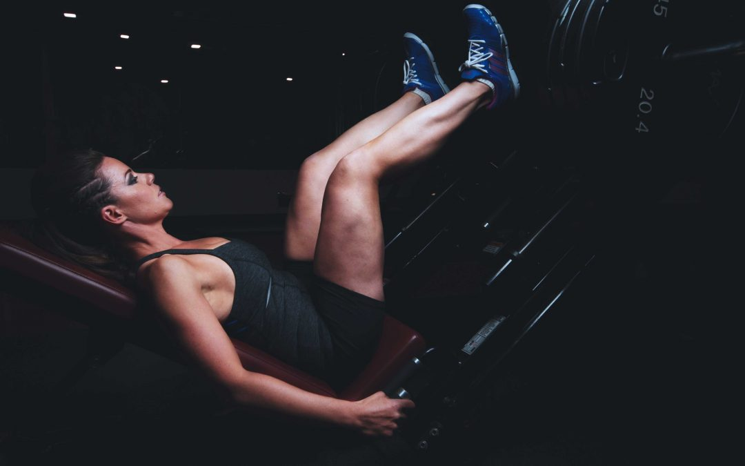 Veckans utmaning – Starkare ben