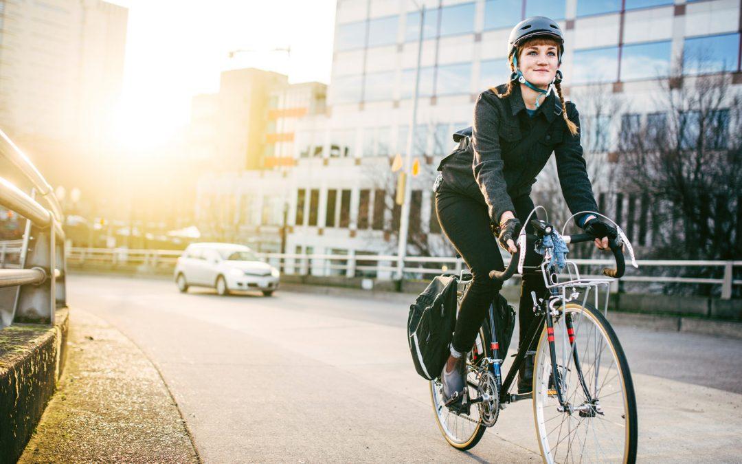5 bra skäl att ta cykeln