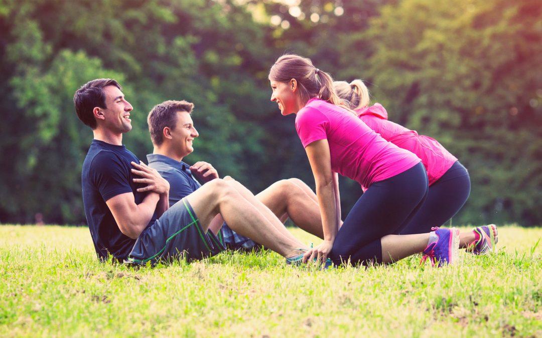 Parövningar – 5 roliga parövningar att köra utomhus