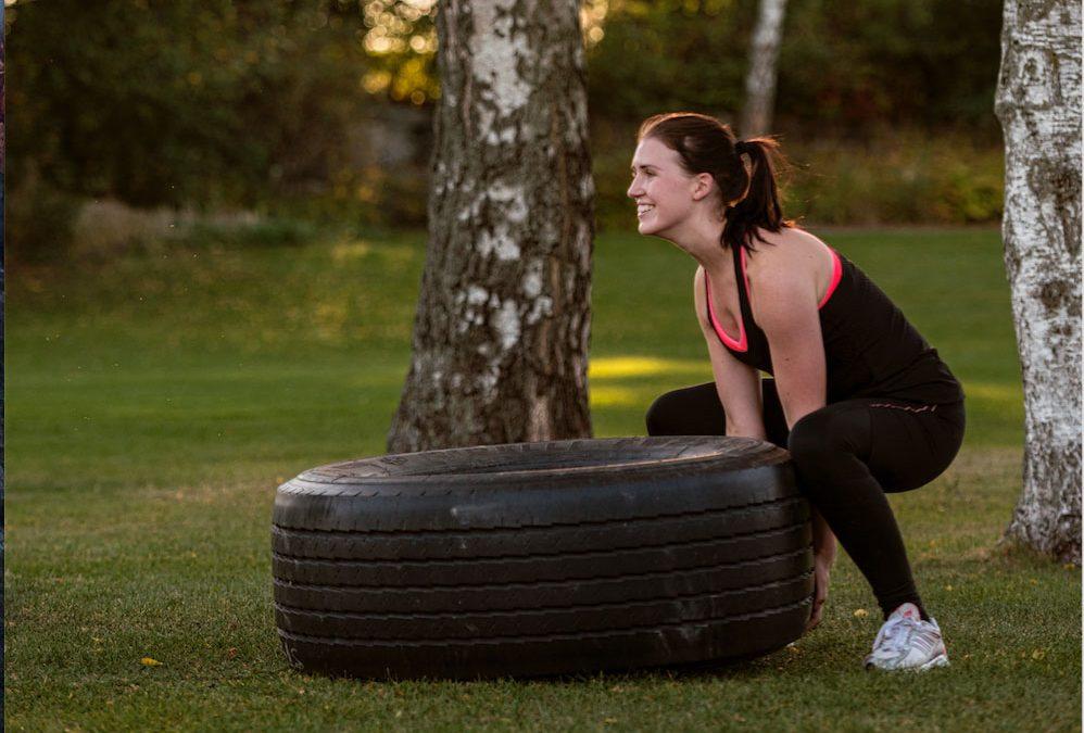 Bästa träningstipsen för utegymmet