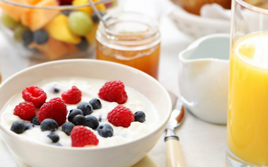 Nyttiga frukostrecept!