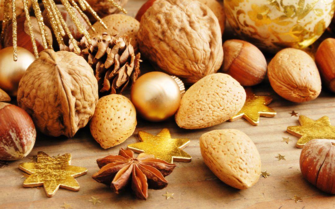 Guide till julens nyttiga nötter