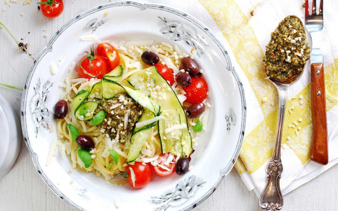 Siciliansk pasta