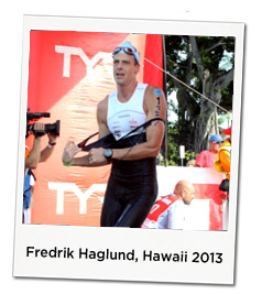 Mitt mål att ta mig till Ironman på Hawaii