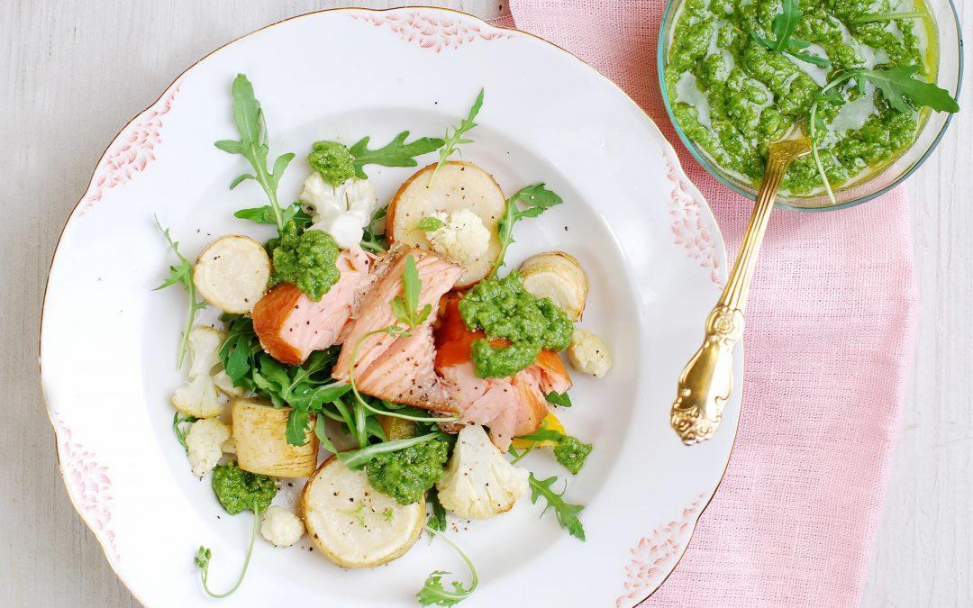 Middagsfrid inspirerar: Ekologisk och hälsosam mat