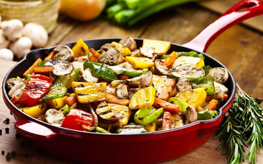 Ät mer grönt! Tipsen som gör det lättare att äta vegetariskt