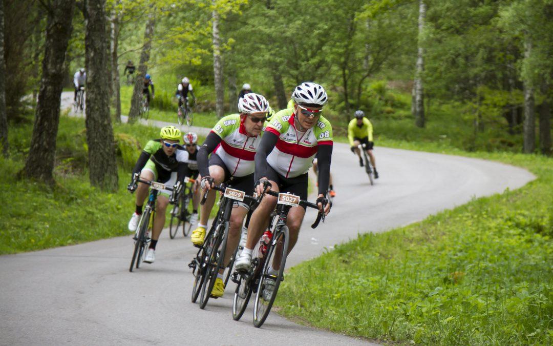 Actics träningsprogram för cyklister