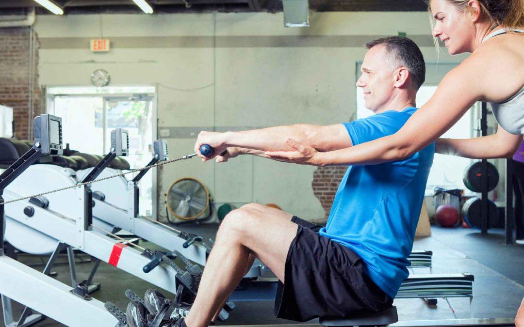 Roddmaskin – 6 tekniktips för effektiv träning