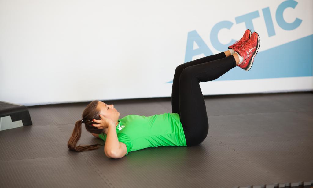 Träna kroppens kärna – 4 bålövningar