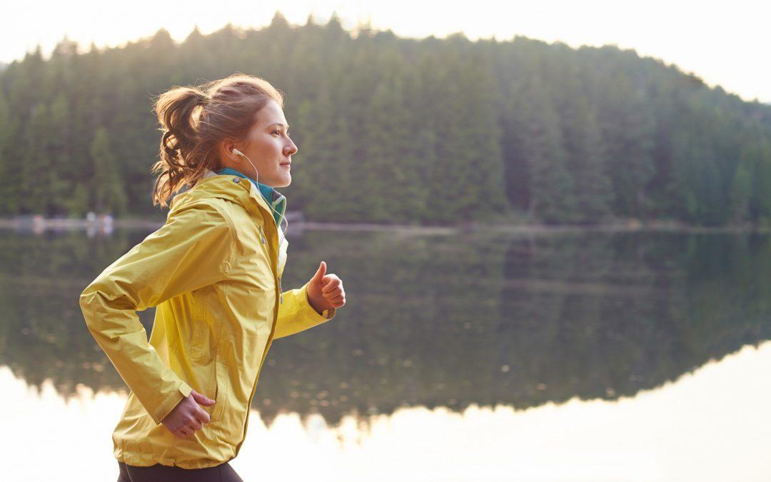 Actics träningsprogram för löpare