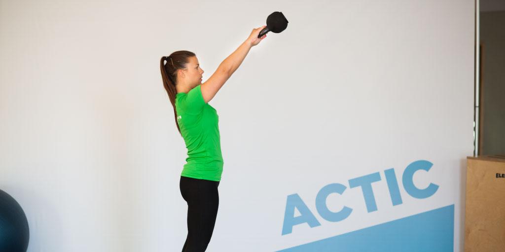 Styrketräning inför Vätternrundan – Fria vikter