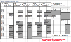 Bassängschema VT 2017 Delphinebadet