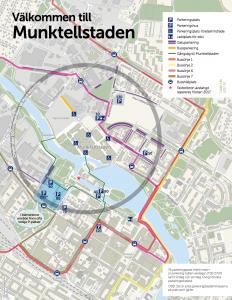 Eskilstuna_Munktellstaden_Parkering