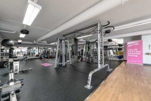Actic Falun Britsarvet gymmet