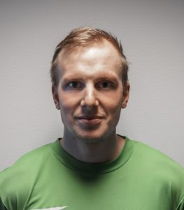 Fredrik Kallis personlig tränare