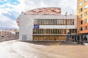 Hammarby Sjöstad Fasad