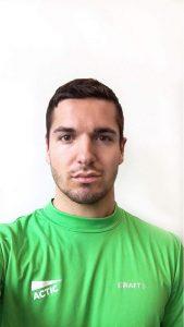 Kristijan Österlöf personlig tränare