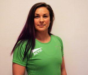 Susanna Svedbergh Personlig tränare