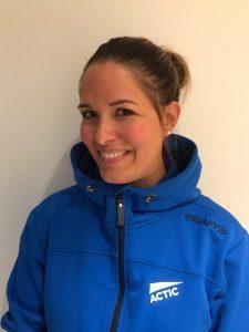 Irene Arnelind Personlig tränare Simhallsbadet Halmstad