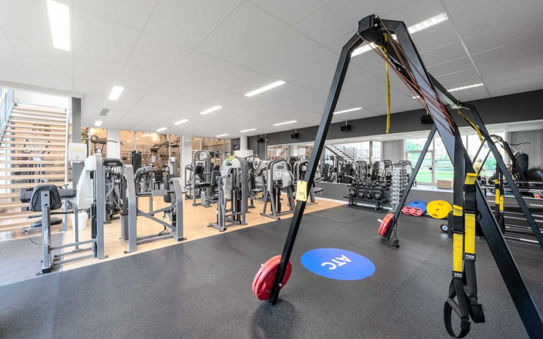 Gym i Köping