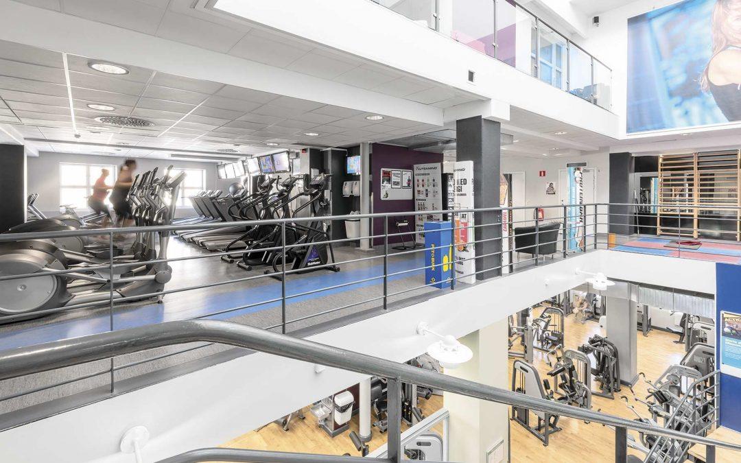 Gym i Norrköping