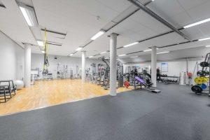 Actic Brickebacken gymmet
