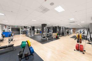 Actic Slottsgatan gymmet