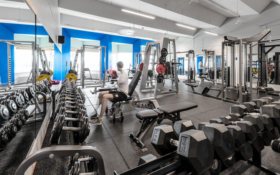 gymmet luleå instagram