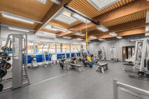 Actic Västervik gymmet