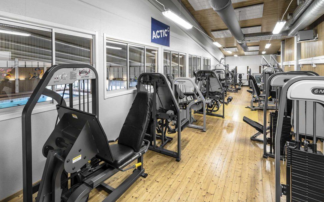 Gym i Älvsbyn