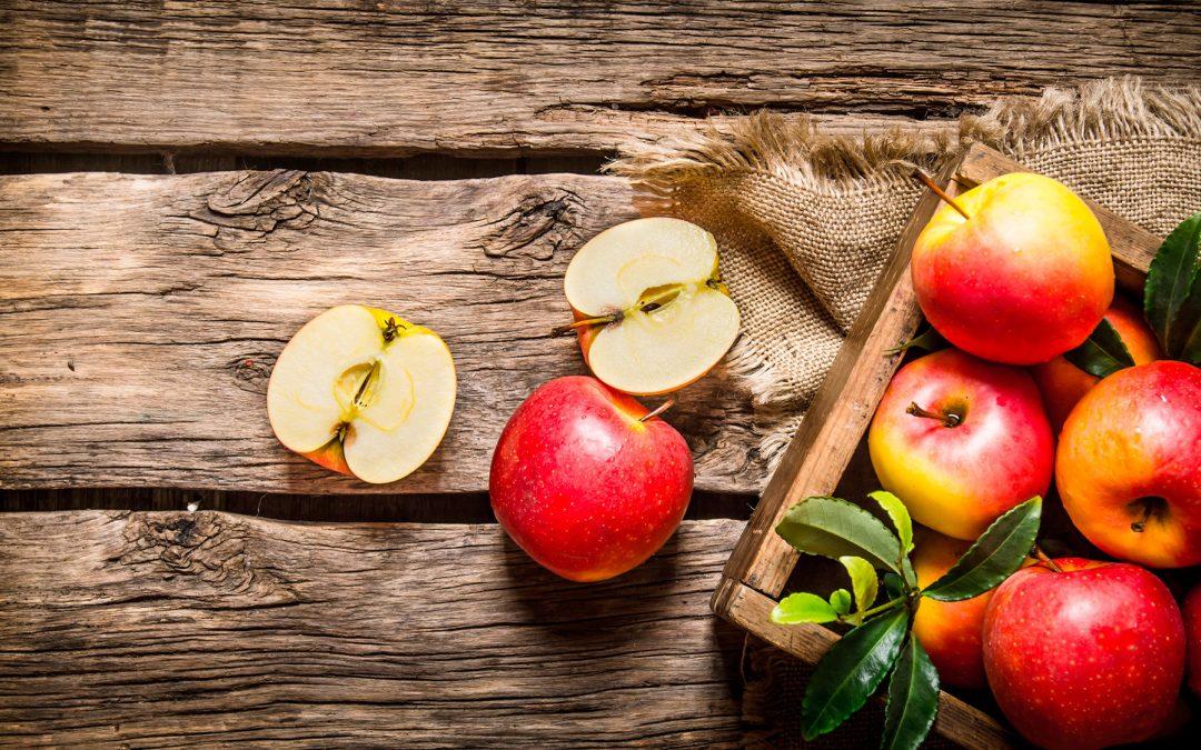 Ett äpple om dagen…