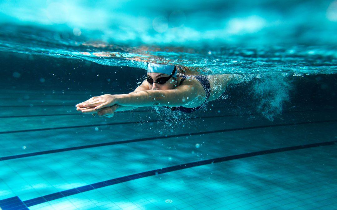 Hitta simningen!