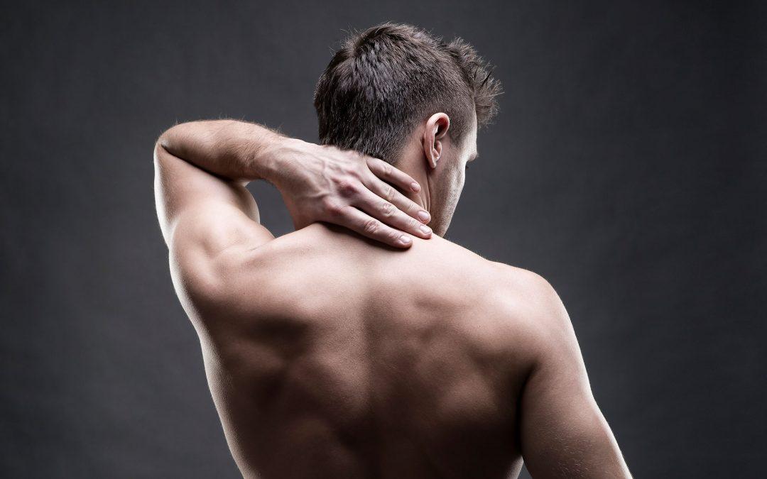 Stark rygg med roliga ryggövningar