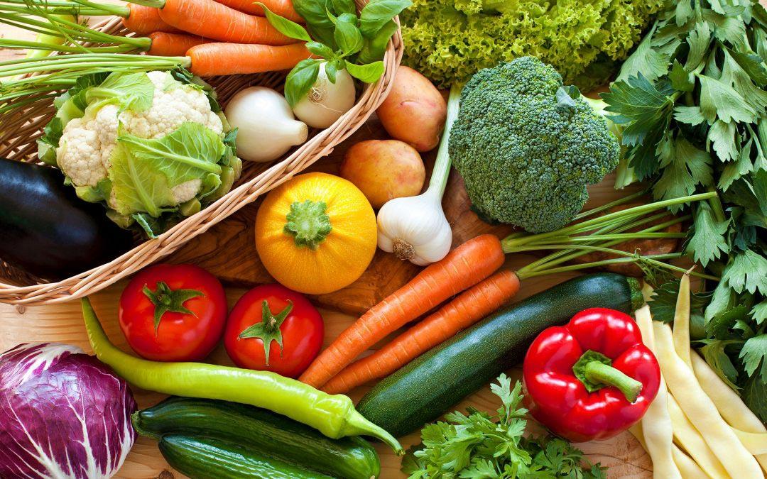 Mer grönsaker i maten! 10 tips