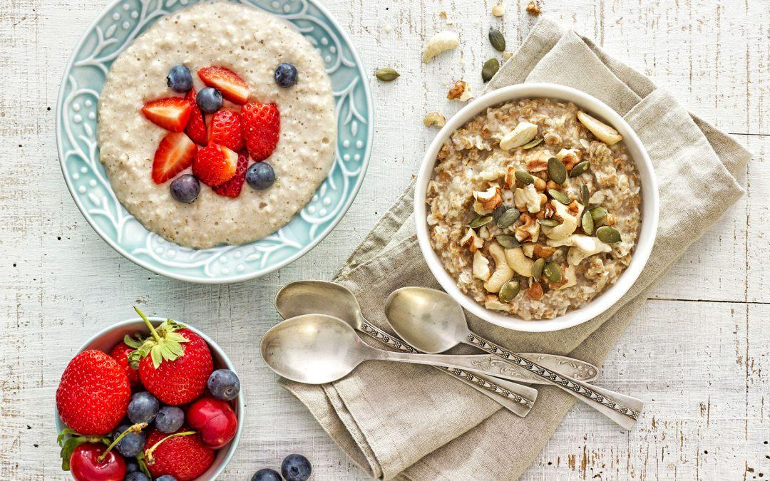 Frukostar att stå sig på