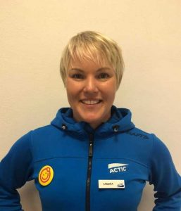 Sandra Svensson Massage Simhallsbadet Halmstad