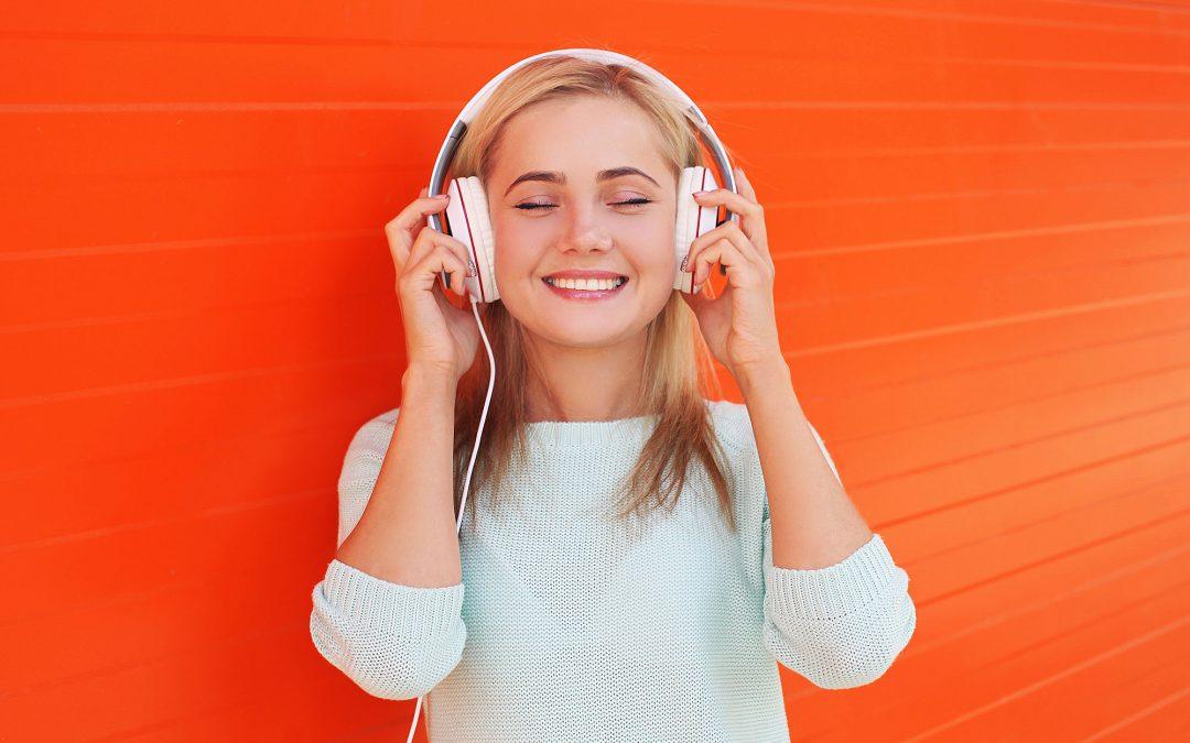 Bli ditt bästa jag med musik