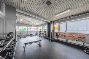 Varberg Håsten gymmet