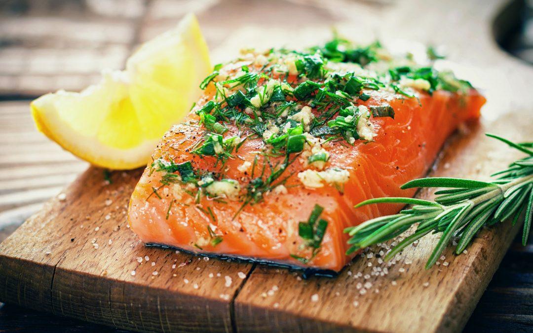 Hälsofördelar med fisk