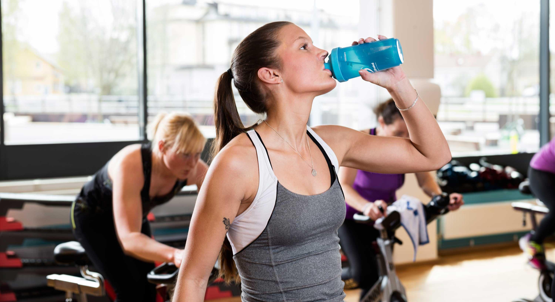 fitness tips för tjejer
