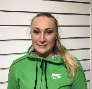 Marie Hakansson personlig träning