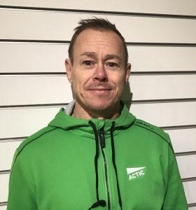 Per Sjöström personlig tränare