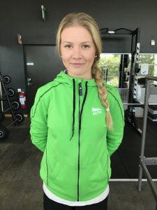 Sandra Zetterqvist Personlig tränare