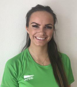 Sofia Jahnke Personlig tränare