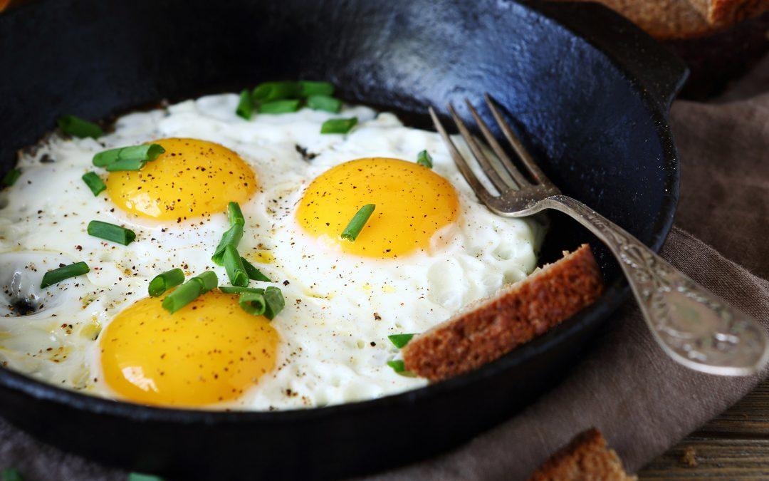 Mera ägg i påsk