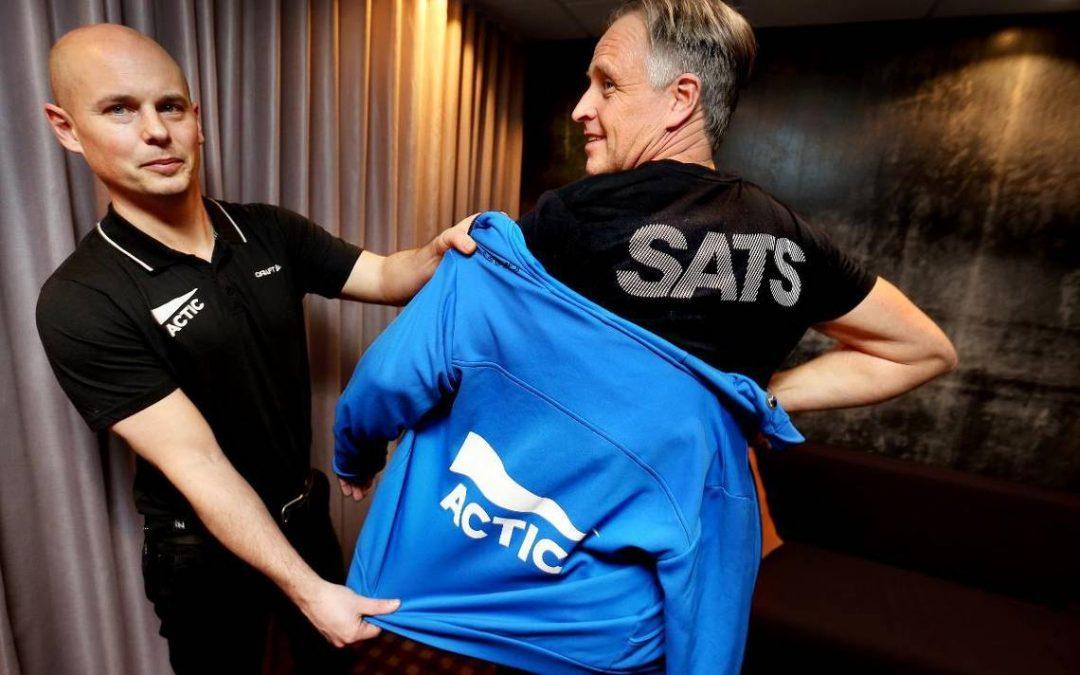 Actic förvärvar tre träningscenter i Karlstad!