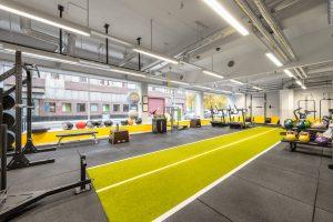 Actic Gävle City gym