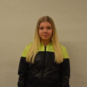Linda Halvarsson personlig tränare Avesta